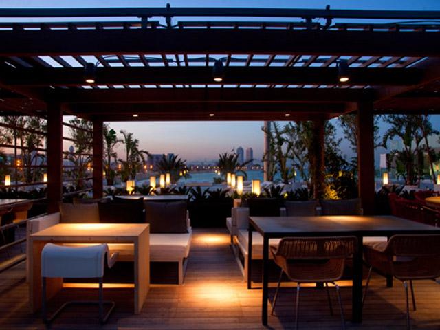W Barcelona: Bravo Restaurant Terrace