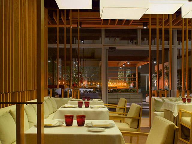 W Barcelona: Bravo Restaurant