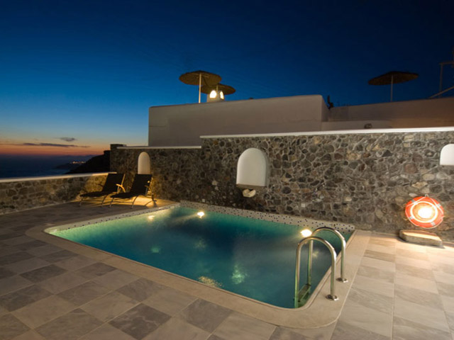 Santorini Luxury Villas: Dream Luxury Villa- private pool