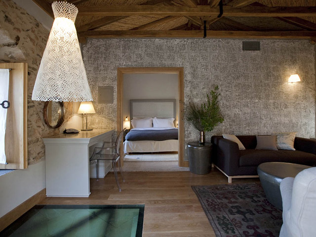 Kinsterna Hotel and Spa Monemvasia: Room