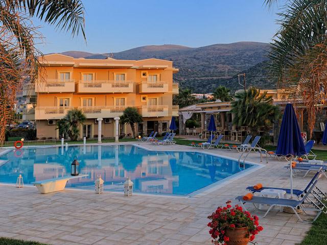Socrates Hotel Apartments - Exterior View