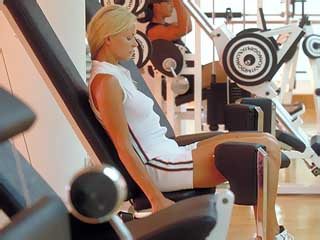 Aldemar Royal Mare - THALASSO SPA: Gym