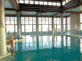 Aldemar Royal Mare - THALASSO SPA: Indoor Swimming Pool