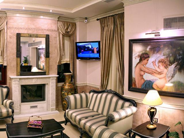 Theofilos Paradise Boutique Hotel - Lobby