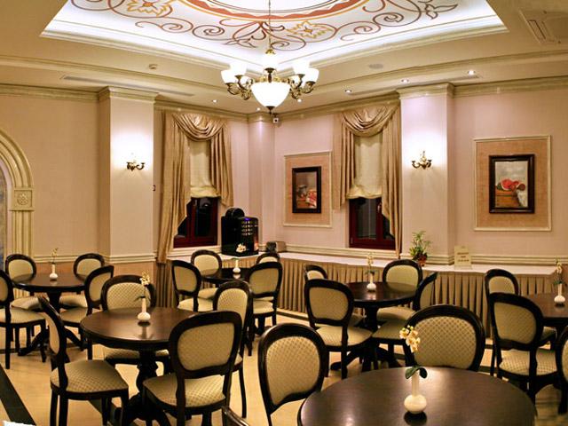 Theofilos Paradise Boutique Hotel: Interior View