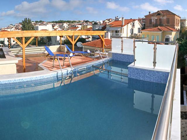 Theofilos Paradise Boutique Hotel: Swimming Pool