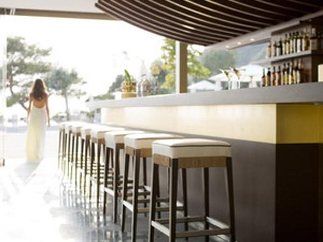 Atlantica Grand Mediterraneo Resort & Spa: Bar