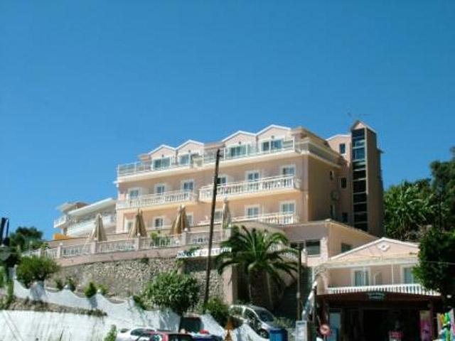 Odysseus Hotel - Exterior View