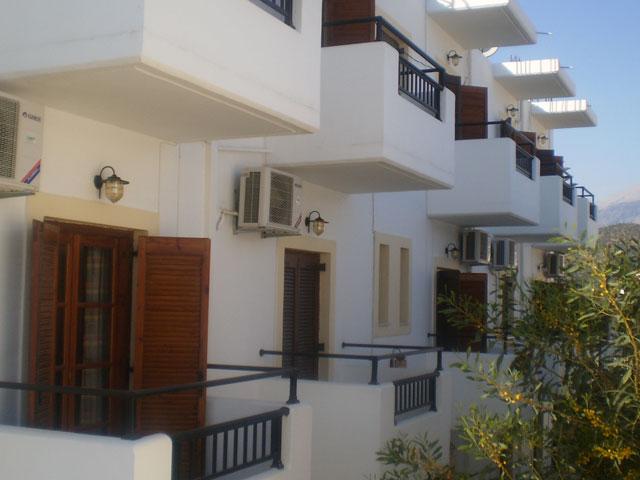 Antigoni Hotel - Exterior View