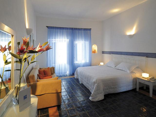 Calderas Lilium Villas - Standard Studio Bedroom