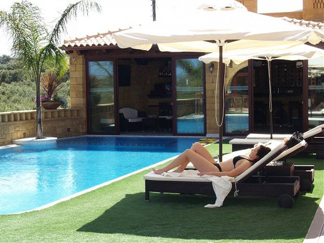 Palazzo Loupassi Boutique Hotel: Pool