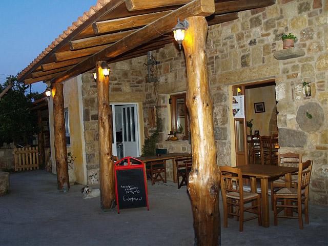 Palazzo Loupassi Boutique Hotel: Taverna