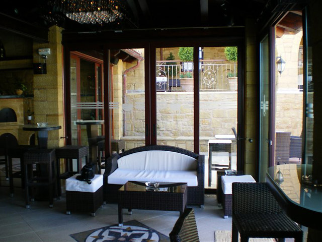 Palazzo Loupassi Boutique Hotel: Bar