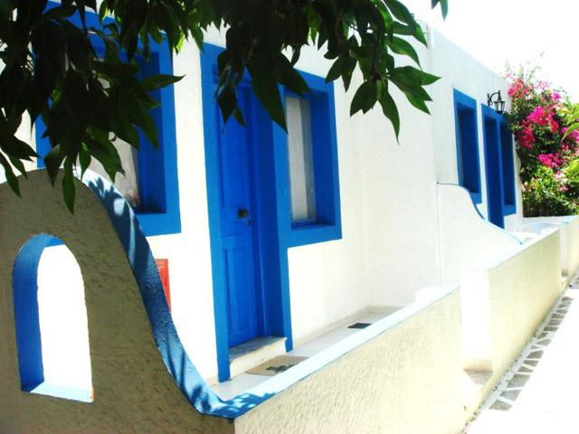 Seaside Studios - Exterior View