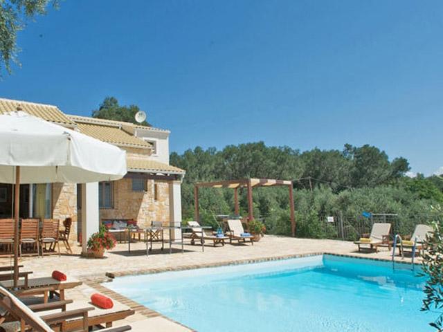 Villa Santa Barbara - Exterior View Swimming pool