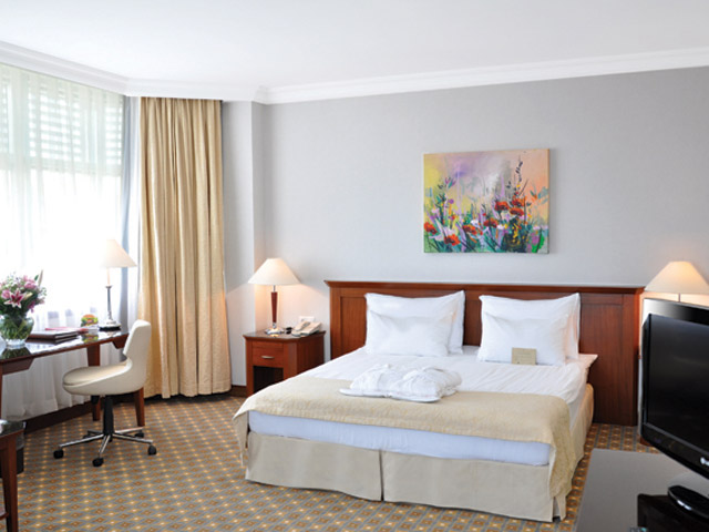 Hotel Midi Ankara: Luxury Room