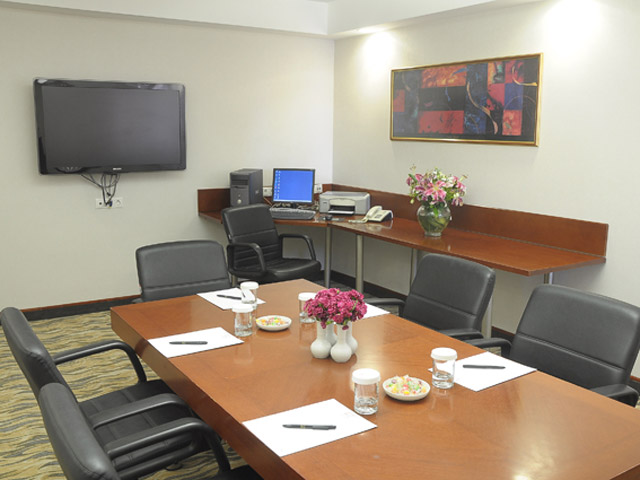 Hotel Midi Ankara: Meeting Room