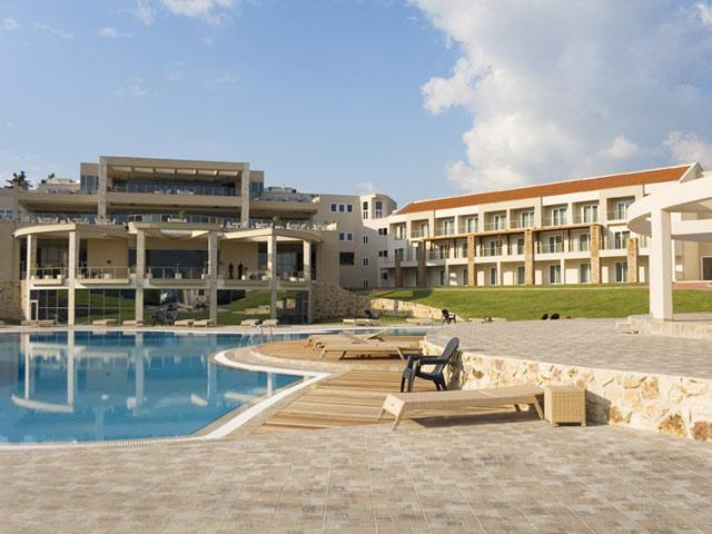 Elpida Resort & Spa: Exterior View