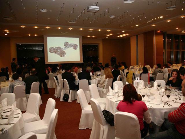 Elpida Resort & Spa: Conference Area