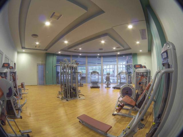 Elpida Resort & Spa: Gym