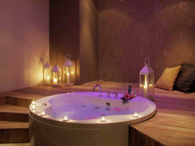 Elpida Resort & Spa: Spa
