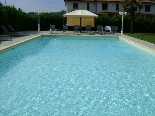 Villa Moorings: Swimming pool