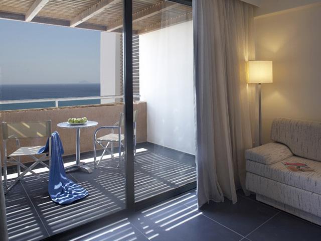 Sentido Carda Beach Hotel (Adults Only): Balcony