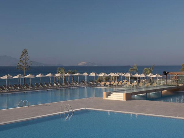 Sentido Carda Beach Hotel (Adults Only): Pool Area