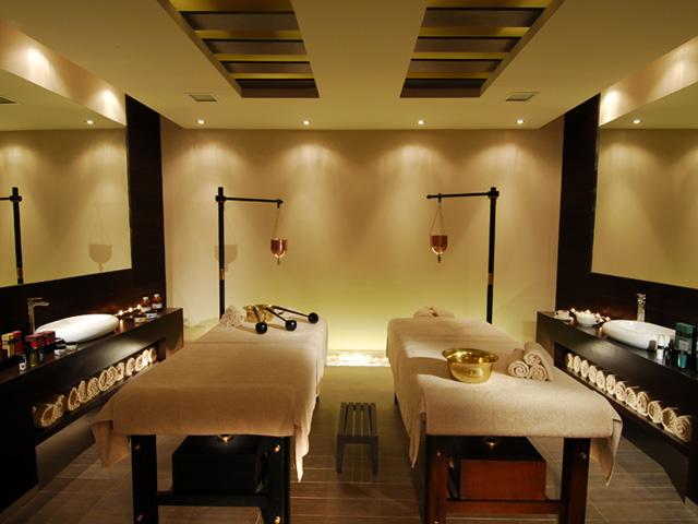 Palazzo Del Mare: Massage cabinet