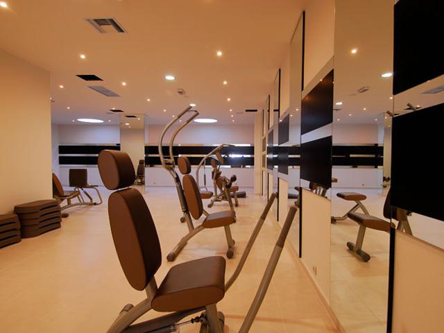 Palazzo Del Mare: Fitness Room