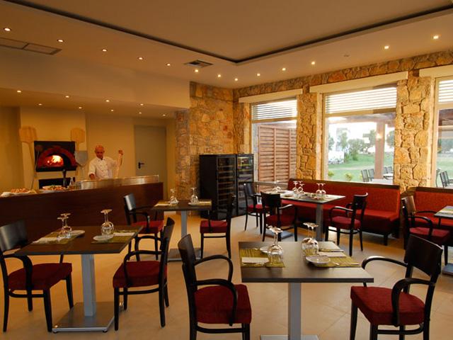 Palazzo Del Mare: Restaurant