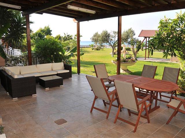 Luxury Suites: Executive Suite Veranda