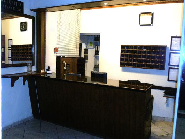 Appia Hotel - Reception