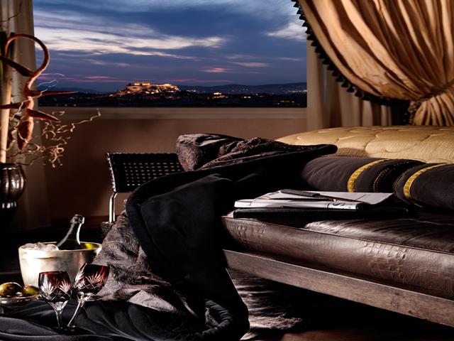 Divani Caravel Hotel:
