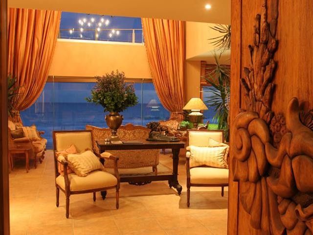 Xanadu Guest Villa: Lounge Area