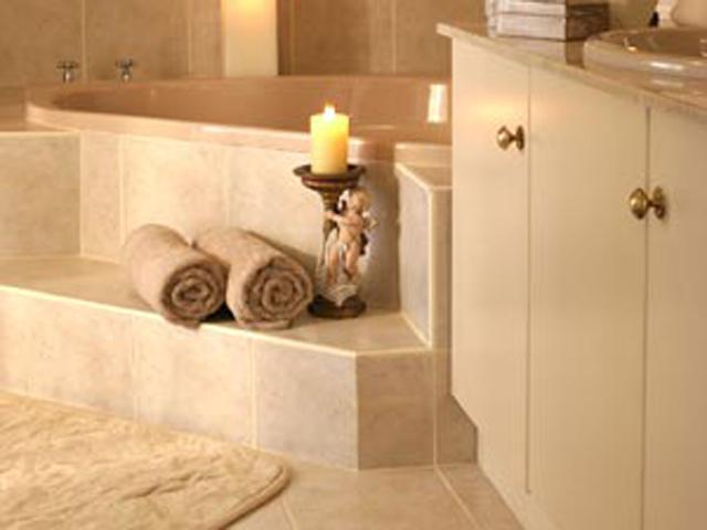 Xanadu Guest Villa: Oyster Suite Bathroom