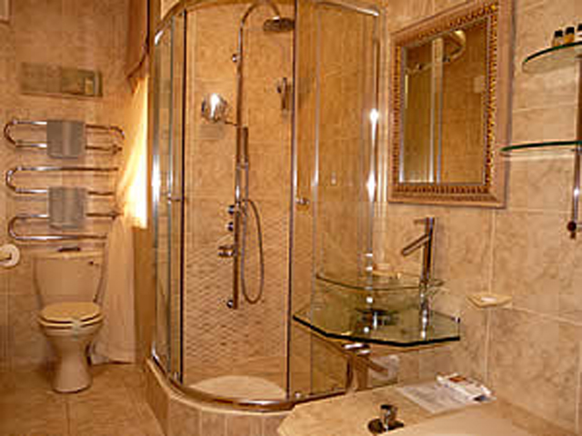 Xanadu Guest Villa: Starfish Suite Bathroom