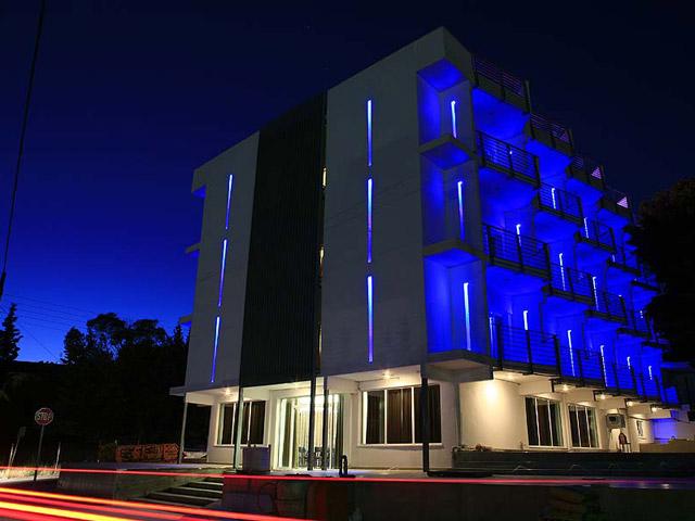 Galaxy Art Hotel - Exterior View