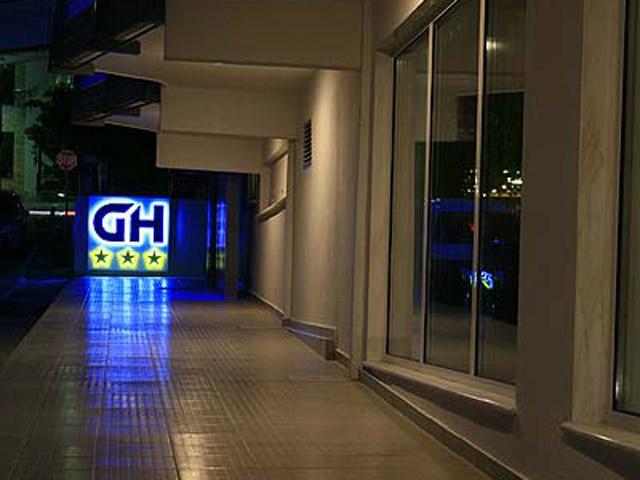 Galaxy Art Hotel - Entrance