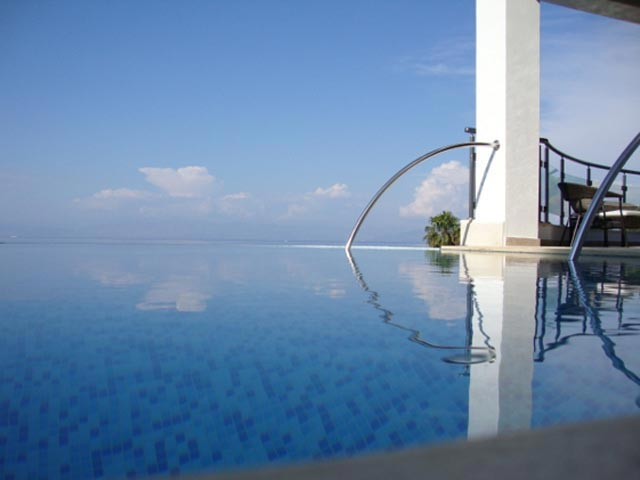 Ionian Pearl - Pool Area