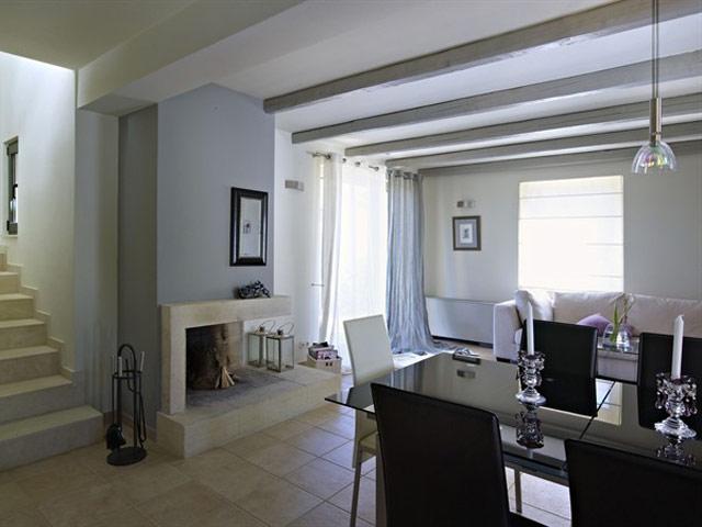 Eliathos Residence Houses: Living Room
