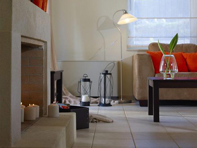 Eliathos Residence Houses: Sitting Area