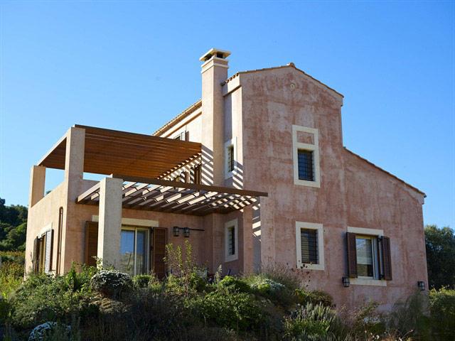 Eliathos Residence Houses