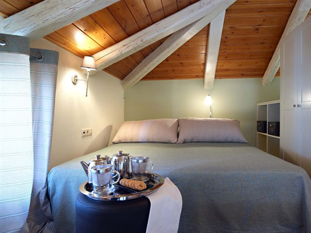 Eliathos Residence Houses: Bedroom