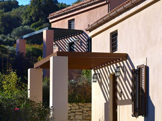 Eliathos Residence Houses: Exterior View