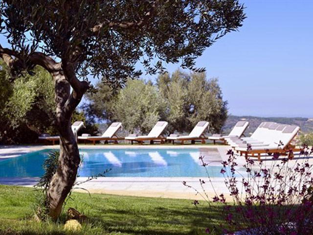 Eliathos Residence Houses: Pool Area