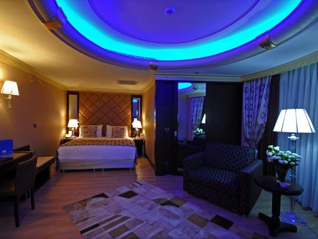 Eser Premium Hotel & Spa : Bedroom
