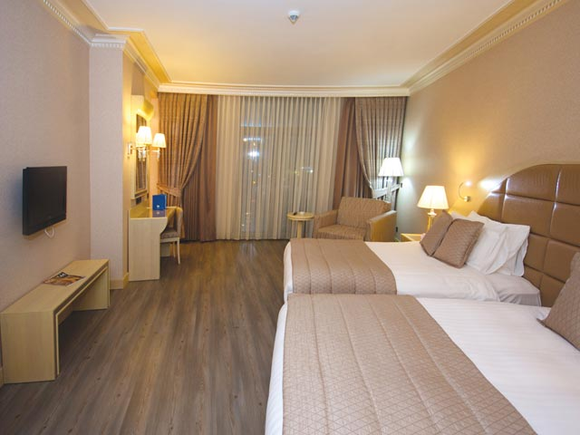 Eser Premium Hotel & Spa : Bedroom