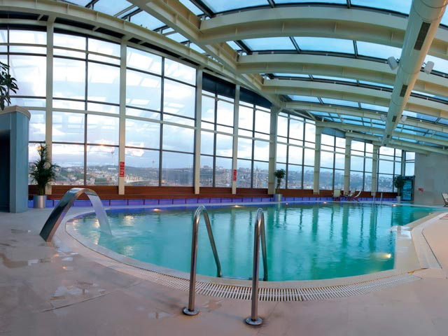 Eser Premium Hotel & Spa : interior pool