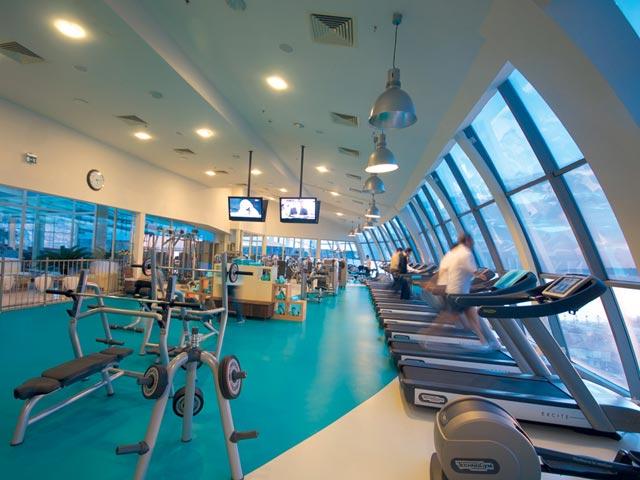 Eser Premium Hotel & Spa : Fitness Area